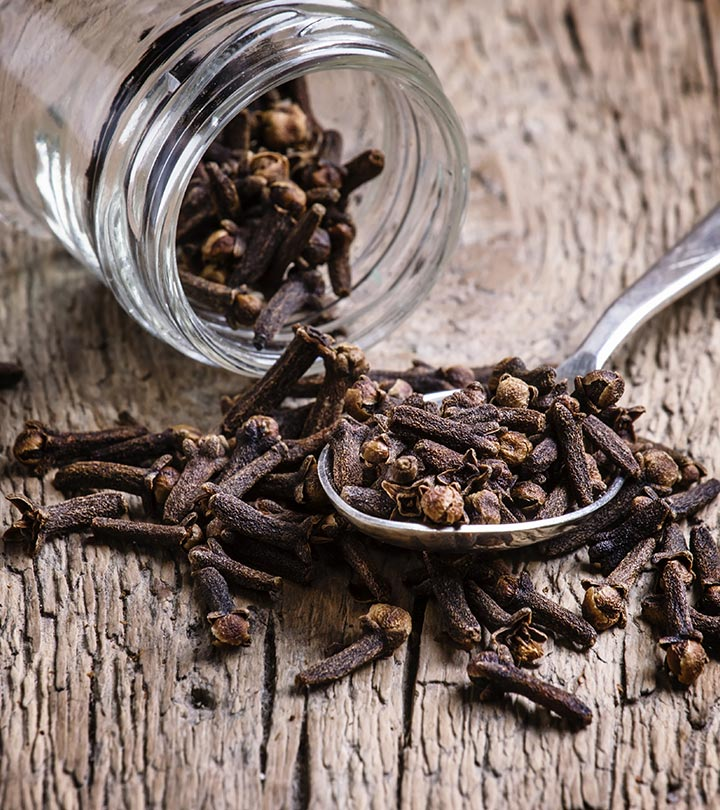How To Use Cloves To Take Care Of A Toothache