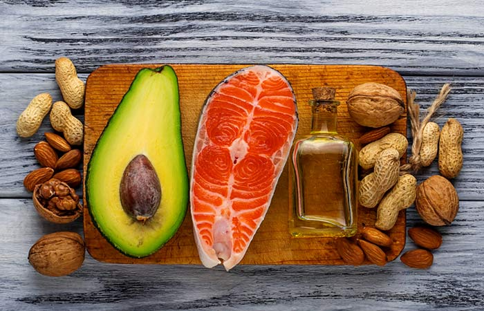 Reasons For Weight Gain - Ignoring Healthy Fats
