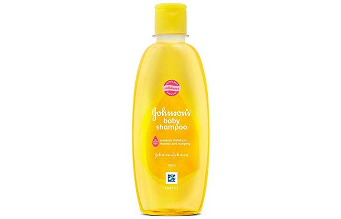 Johnson's Baby No More Tears Shampoo