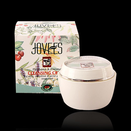 Jovees Coconut Cleansing Cream