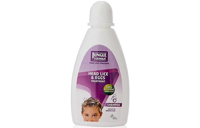 Jungle Formula Head Lice Shampoo