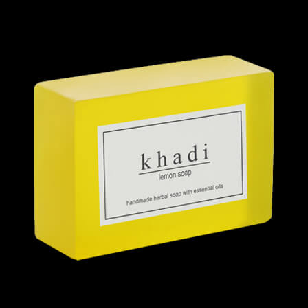Khadi Herbal Lemon Soap