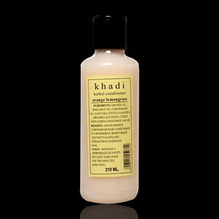 Khadi Orange Lemongrass