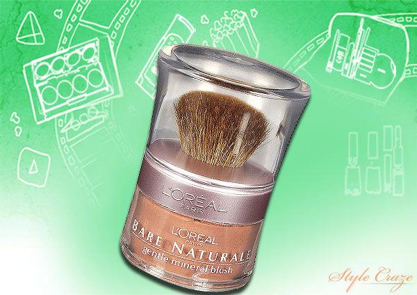 L'Oreal Blush Minerals Blusher – Soft Coral