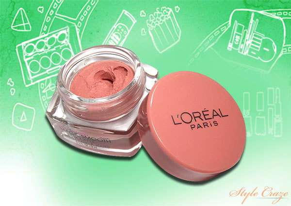 L'Oreal Magic Smooth Soufflé Blush Celestial Divin