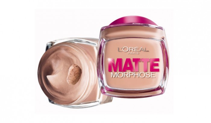 L'Oreal Paris Matte Morphose Foundation - Makeup Products for Oily Skin