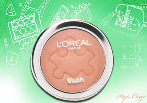L'Oreal Paris True Match Blush-205 Honey