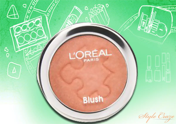 L'Oreal Paris True Match Blush-Pink Grape Fruit