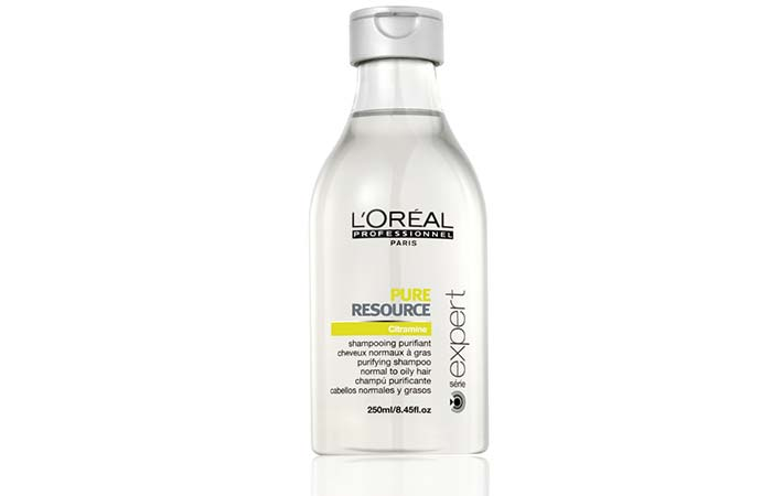 L'Oreal Pure Resource Citramine Purifying Shampoo