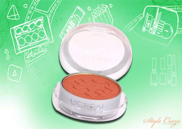 L'Oreal True Match Blush-Golden Apricot