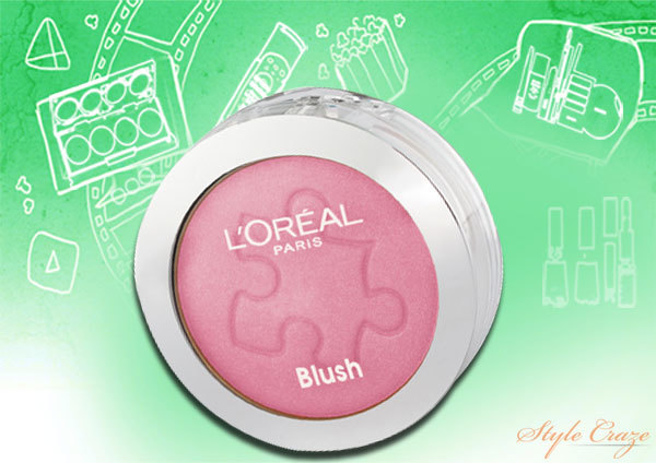 L'Oreal Paris True Match Blush-Pink Marshmallow