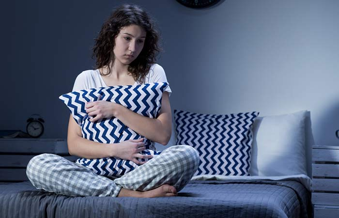 Reasons For Weight Gain - Less Sleep