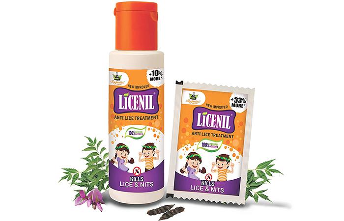 Lice-Nil Anti Lice Treatment Shampoo