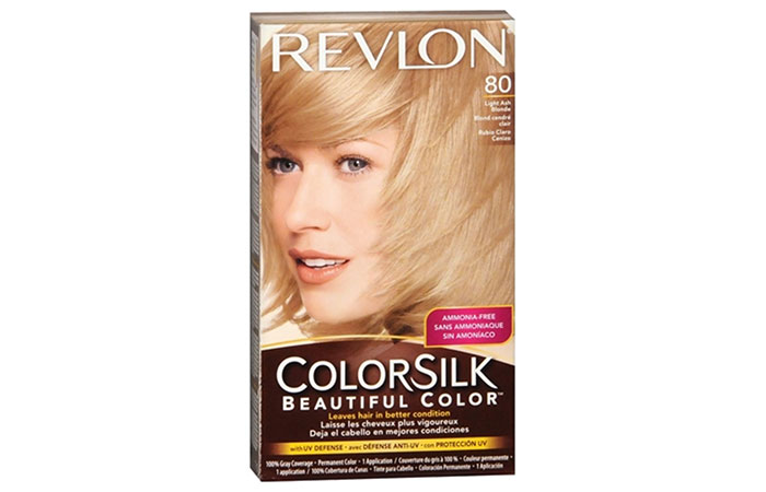 Light Ash Blonde – 80