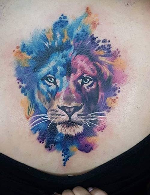 33 Majestic And Powerful Lion Tattoo Designs The global community for designers and creative professionals. powerful lion tattoo designs