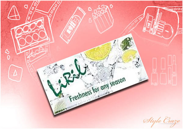 Liril Icy Cool Mint Soap