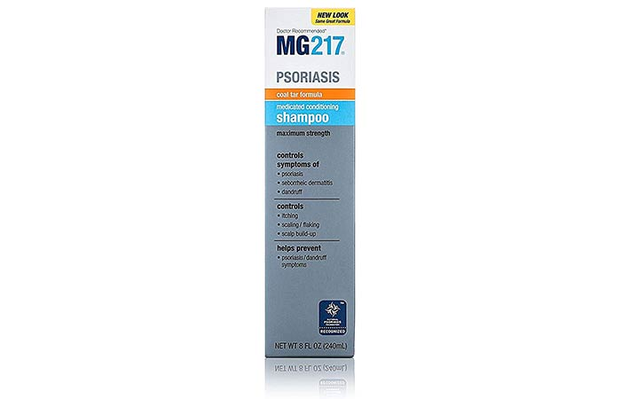 MG217 Psoriasis Medicated Coal Tar Shampoo