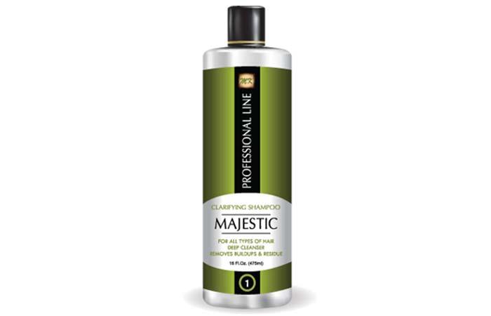 Majestic Clarifying Shampoo