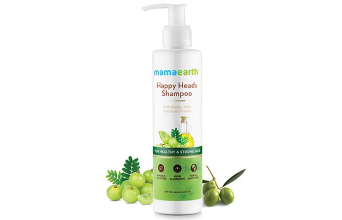 Mamaearth Happy Heads Shampoo