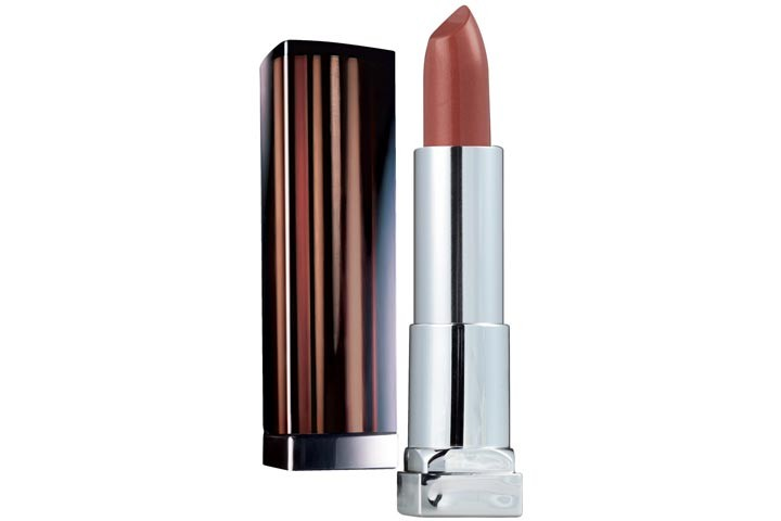Best Maybelline Lipsticks - Maybelline Color Sensational Lipstick in Tinted Taupe