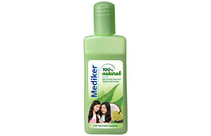 Mediker Anti-Lice Treatment Shampoo