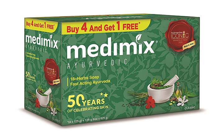 Medimix Ayurvedic 18-Herbs Soap