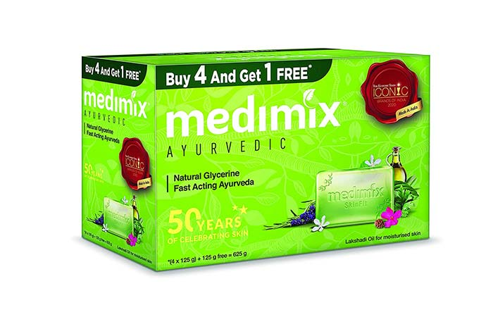 Medimix Ayurvedic Natural Glycerin Soap