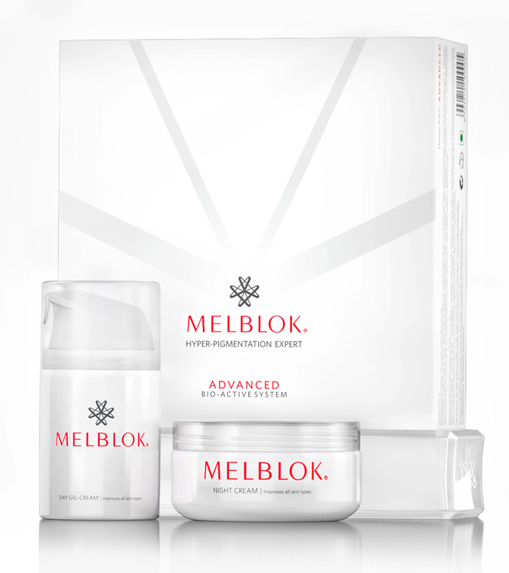 Melblok Home Kit Advanced for Pigmentation Prone Skin