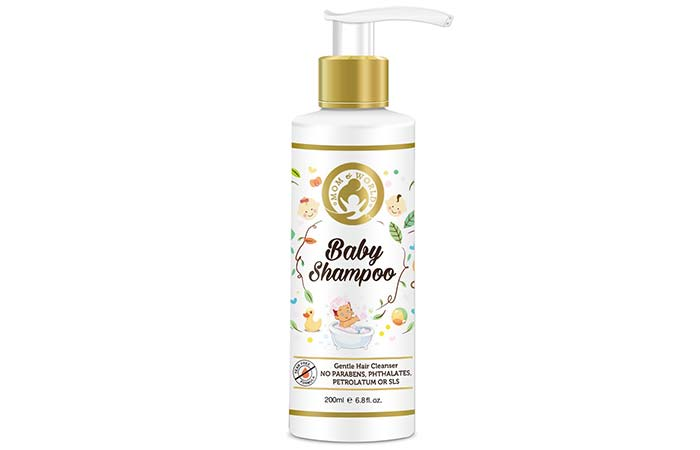 Mom & World Baby Shampoo