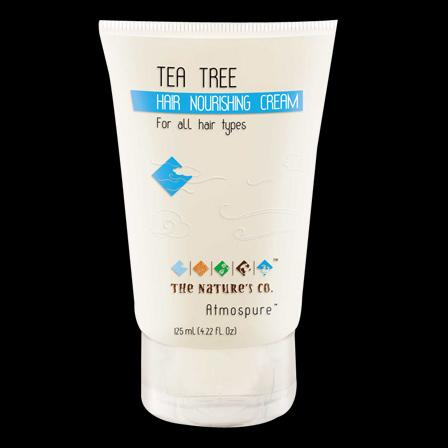 Nature's Co Tea Tree Hair Nourishing Cream