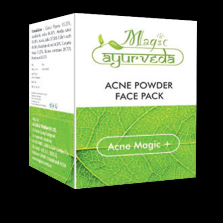 Nature's Acne Magic Soap