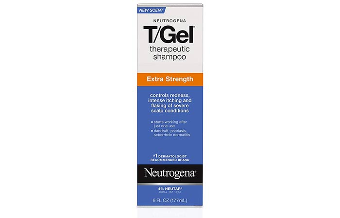 Neutrogena TGel Extra Strength Therapeutic Shampoo