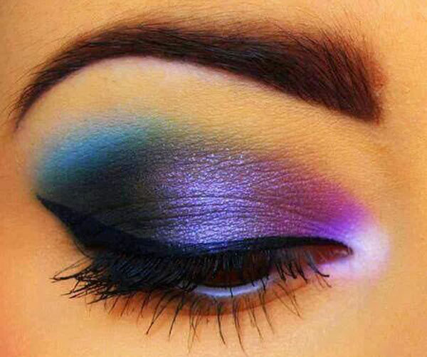 Night Life Eye Makeup