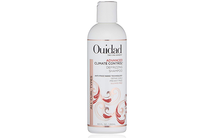 Ouidad Advanced Climate Control Defrizzing Shampoo
