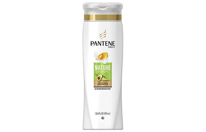 Pantene Pro-V Nature Fusion Smoothing Shampoo