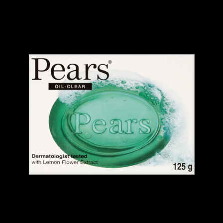 Pears Oil Clear Soap