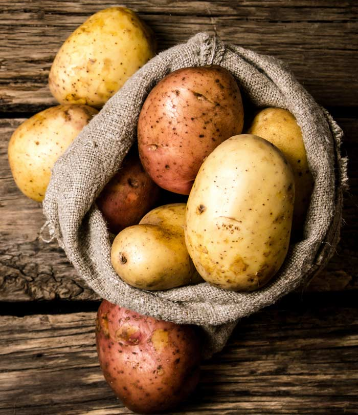 24 Amazing Benefits of Potatoes For Skin, Hair, And Health