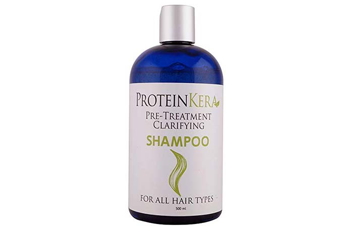 Protein Kera Pre-Treatment Clarifying Shampoo