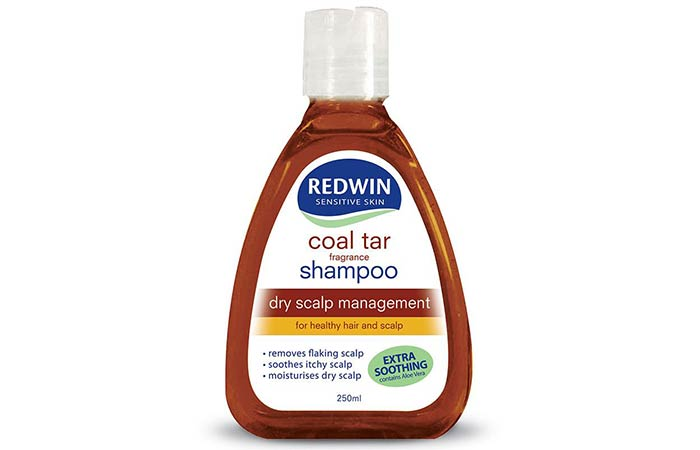 Redwin Dry Scalp Management Coal Tar Shampoo