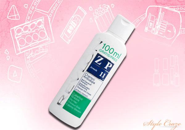 Revlon ZP11 Anti Dandruff Shampoo Oily Hair
