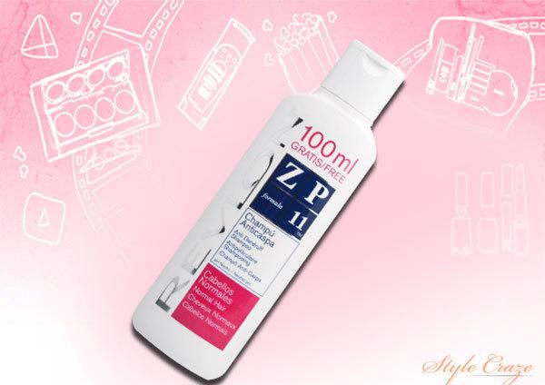 Revlon ZP11 Anti Dandruff Shampoo for Normal Hair