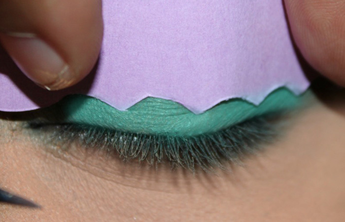 Scalloped Eye Makeup4