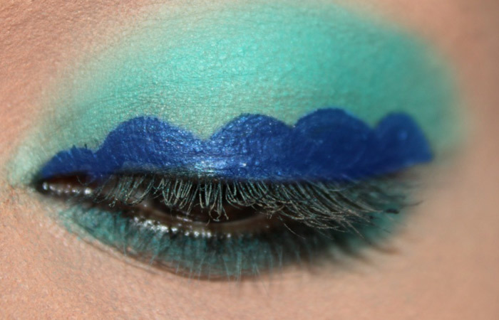 Scalloped Eye Makeup5