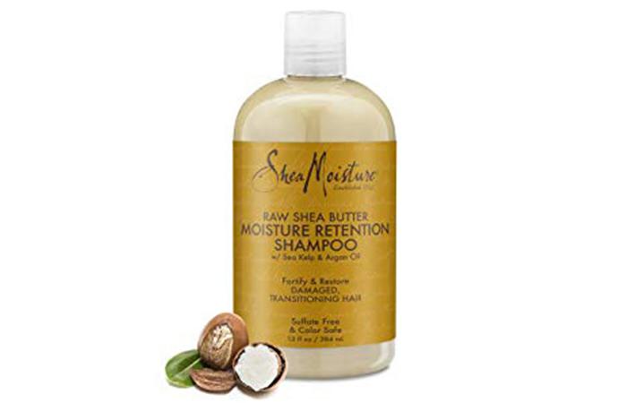 Shea Moisture Raw SheaButter Moisture Retention Shampoo