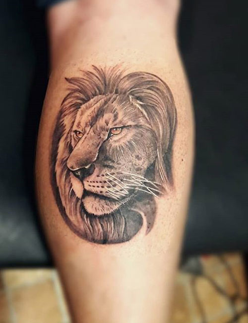 33 Majestic And Powerful Lion Tattoo Designs Check out our lion tattoo design selection for the very best in unique or custom, handmade pieces from our drawing & illustration shops. powerful lion tattoo designs