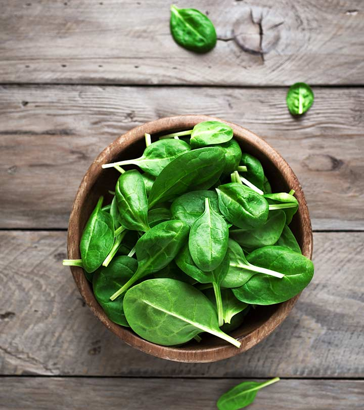 11 Important Health Benefits Of Spinach + Nutrition Facts