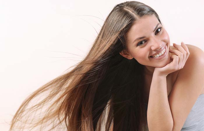 Strengthens Hair And Boosts Hair Volume