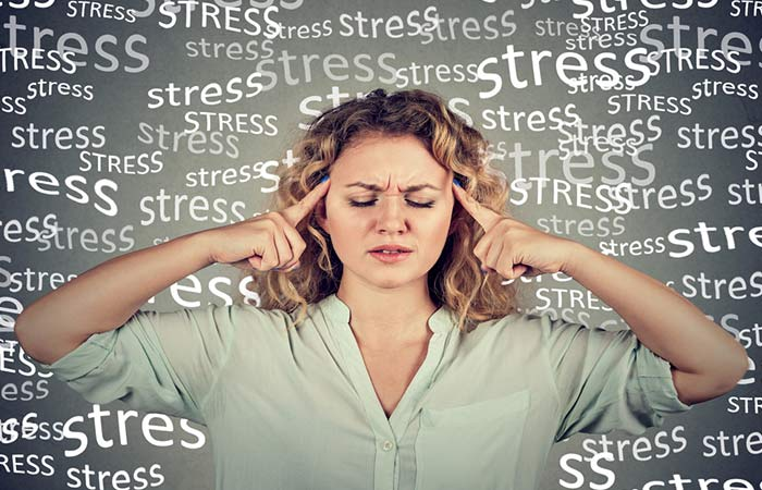 Reasons For Weight Gain - Stress