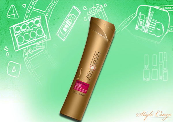 Sunsilk Keratinology Sun kissed Color
