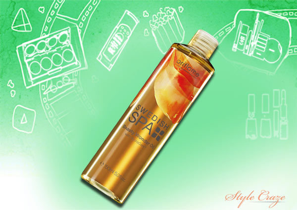 Swedish Spa Beauty Wonder Oil By Oriflame